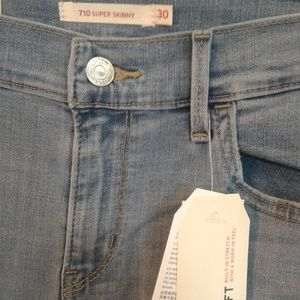 👖 Levi's 710 Super Skinny Jeans 👖